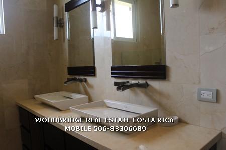 COSTA RICA BIENES RAICES CASAS EN VENTA SANTA ANA HACIENDA DEL SOL/BAÑO SECUNDARIO