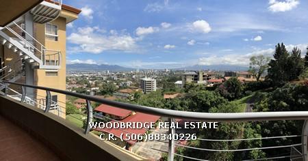 Escazu Costa Rica condos alquiler, alquiler condominios Escazu CR, CR bienes raices alquiler de condominios en Escazu,