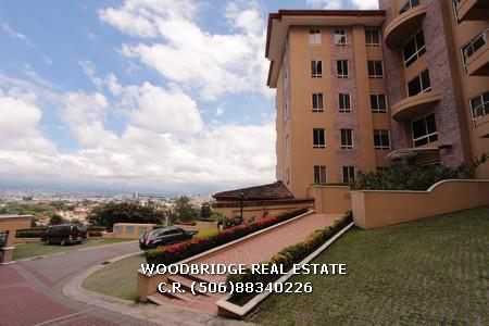 Escazu condominios amueblados en alquiler, Costa Rica condos alquiler en Escazu, CR Escazu alquiler condominios amueblados, Escazu bienes raices condos amueblados en alquiler